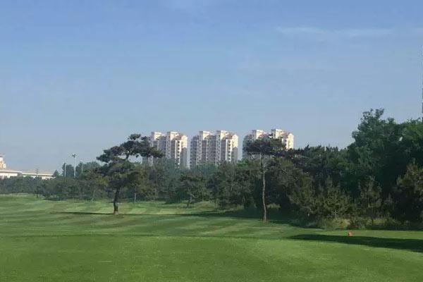 南山国际高尔夫球会东海中区