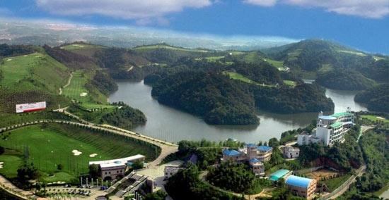 湖南长沙青竹湖国际高尔夫球会