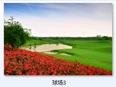 晋合湘水湾高尔夫_湖南株洲湘水湾高尔夫球会-唐高网