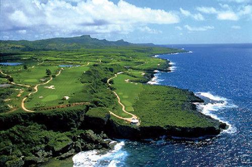 海外球场 > 正文       世界级的高端高尔夫球场在塞班岛可是选择多多