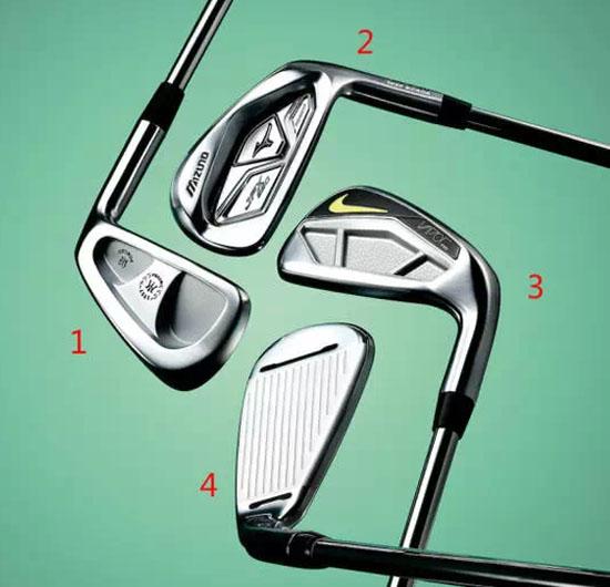 选择容错型高尔夫铁杆 改善击球表现