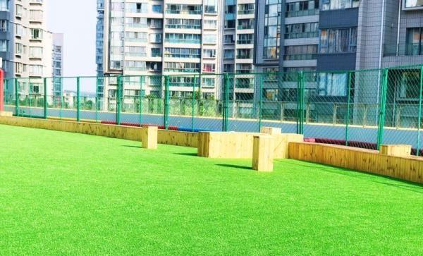 宁波一家幼儿园新建高尔夫球场 园内孩子免费开放!
